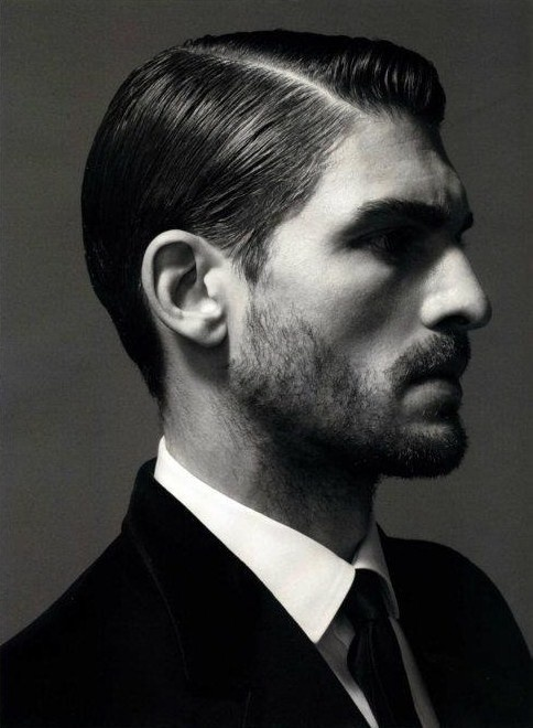 Hairstyle trends for men 2014 2015 side parted gentlement classy look (4)