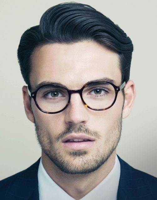 Hairstyle trends for men 2014 2015 side parted gentlement classy look (6)