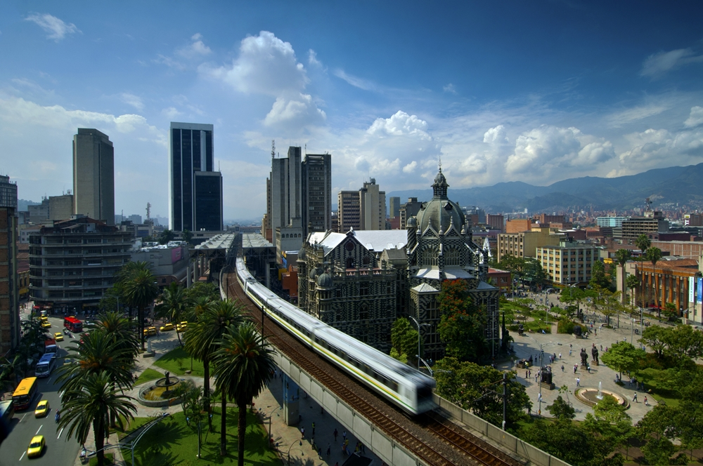Happiest Countries To Live In - 9. Colombia