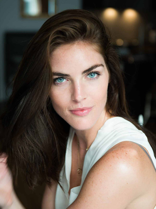 Beauty Secrets From Models |Top 10 - Hilary Rhoda