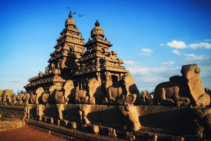 Most Amazing Scuba Diving Finds in History 2. The Lost Mahabalipuram Pagodas