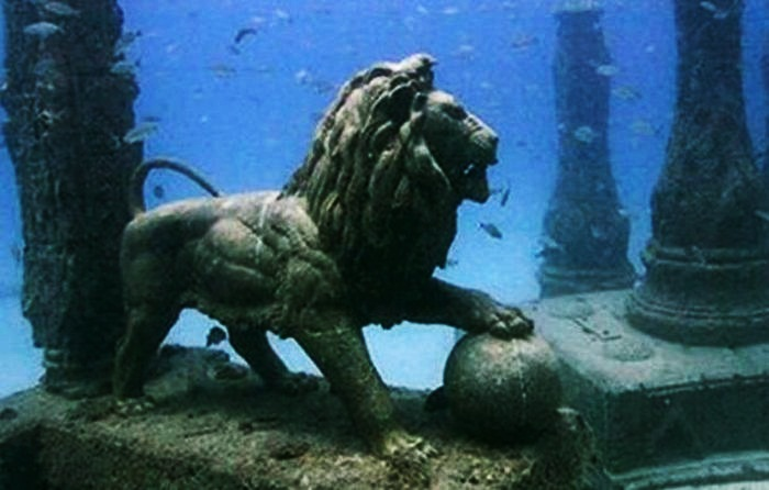 Most Amazing Scuba Diving Finds in History 3. Heracleion