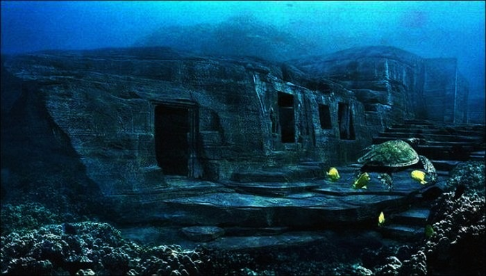Most Amazing Scuba Diving Finds in History 4. Yonaguni Monument