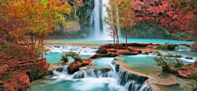 Most Breathtaking Waterfalls Around the World