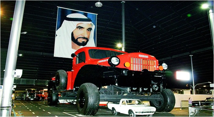 Most Expensive Car Garages in the World  Top 10 1. Emirates National Auto Museum - No Information Available