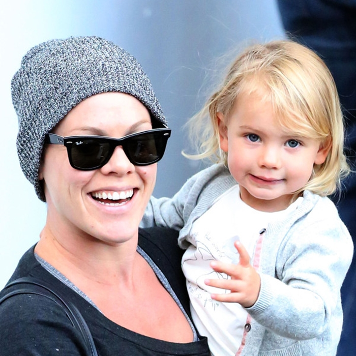 Most Expensive Celebrity Baby Parties - P!nk - Willow