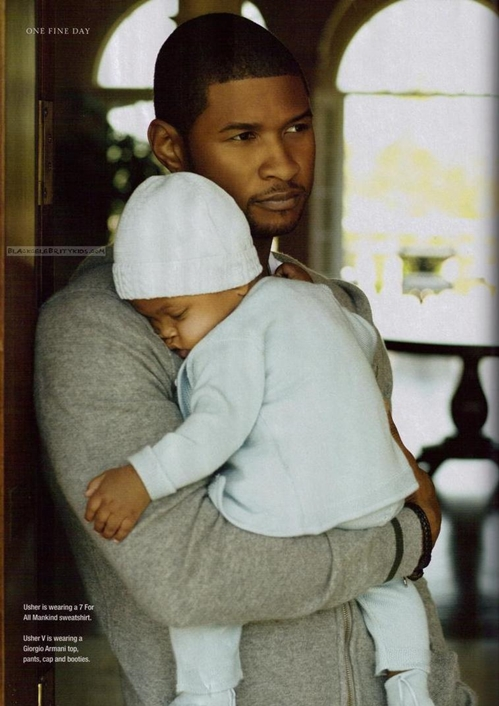 Most Expensive Celebrity Baby Parties - Usher - Naviyd