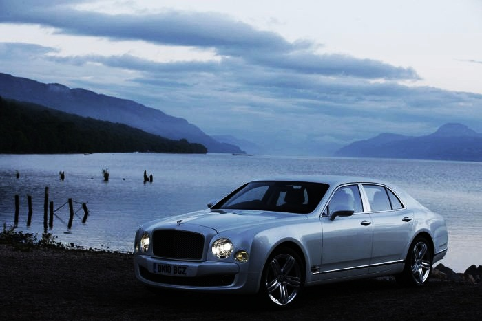 Most Expensive Exotic Cars to Rent  Top 10 10. Bentley Mulsanne - $1.417