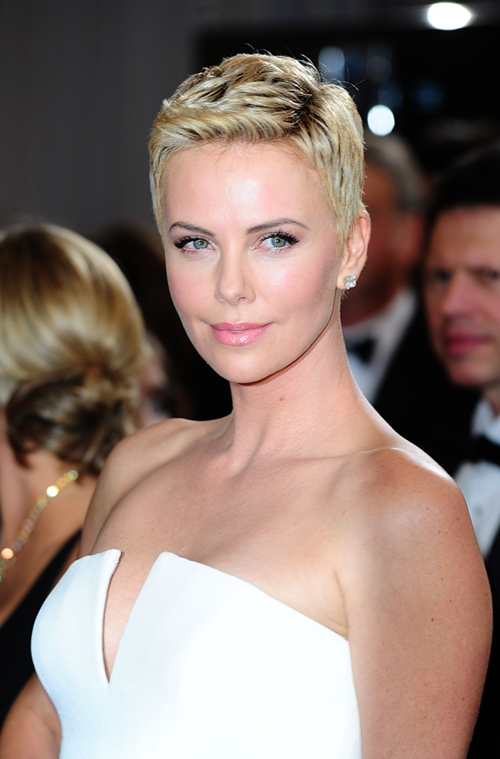 Most Expensive Red Carpet Jewellery Ever Worn - Charlize Theron - $4.5 million