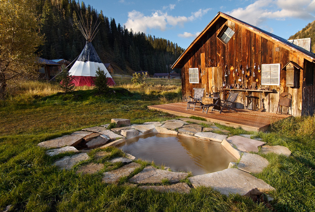 Most Romantic Hotels In The United States - Dunton Hot Springs, Colorado