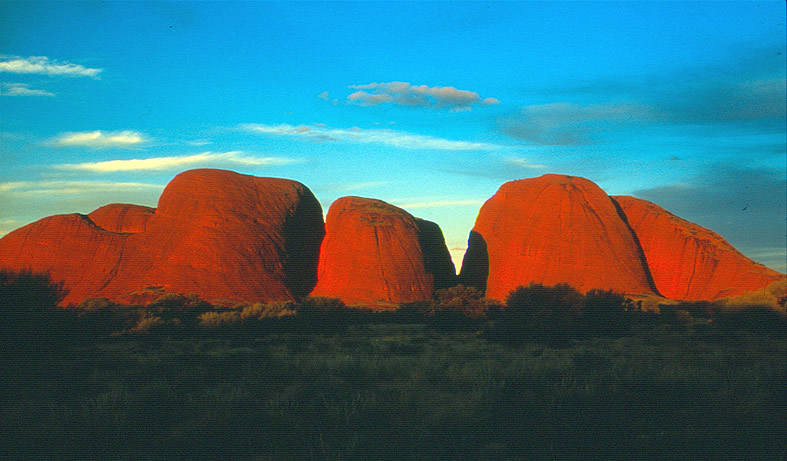 Most Sacred Places In The World - Uluru-Kata Tjuta, Australia