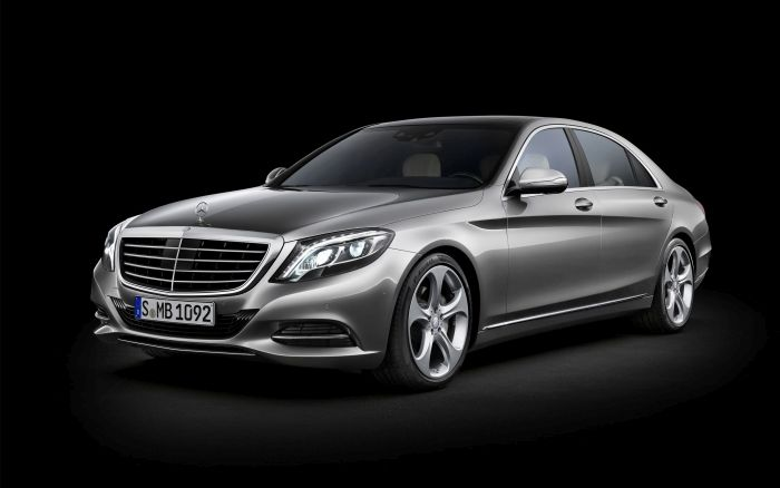 Most Stolen Luxury Cars Every Year 10. Mercedes Benz S Class