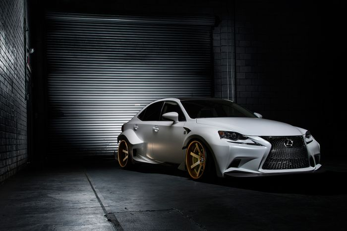 Most Stolen Luxury Cars Every Year 9. Lexus IS