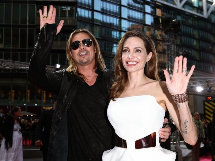 Most Successful Families in Hollywood 1. The Jolie-Pitt-Voights