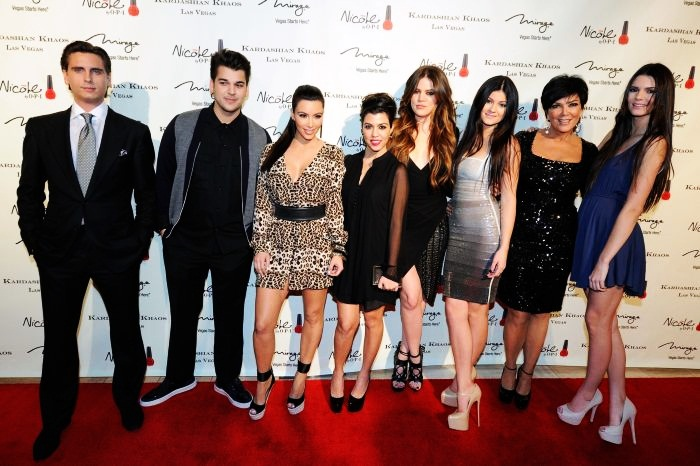 Most Successful Families in Hollywood 10. The Jenner-Kardashians