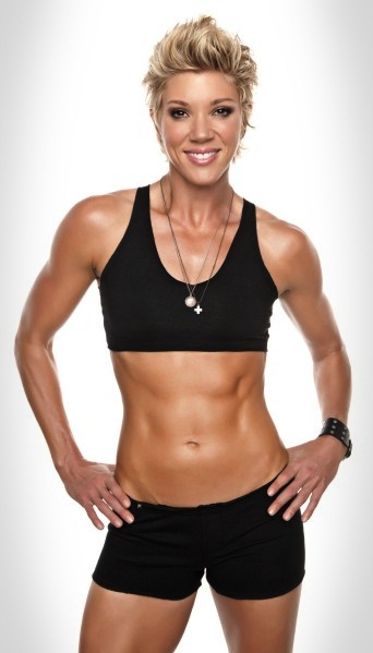 Richest Fitness Gurus  Top 10 9. Jackie Warner - Net worth - $10 million