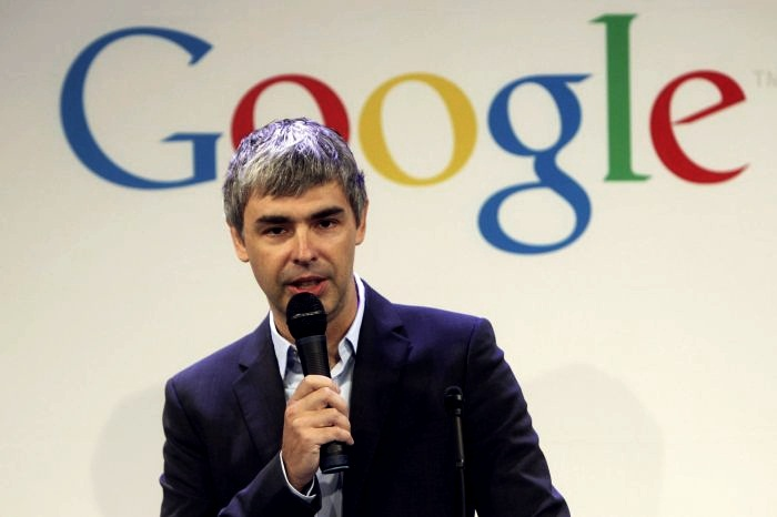Richest Self-Made Billionaires Top 10 10. Larry Page - Net worth - $31.6 billion