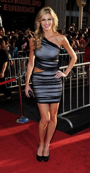 Richest Wives of Pro Athletes Top 10 10. Erin Andrews - Net worth - $3 million