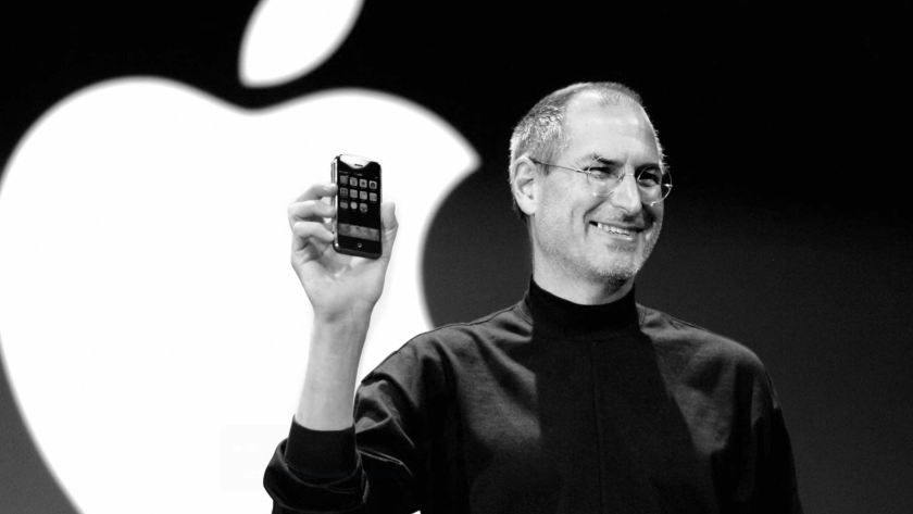 10 Famous Successful Persons Who Overcame Huge Obstacles - Steve Jobs