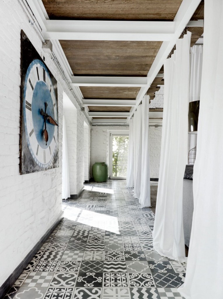 Stunning Warehouse Renovation by Paola Navone