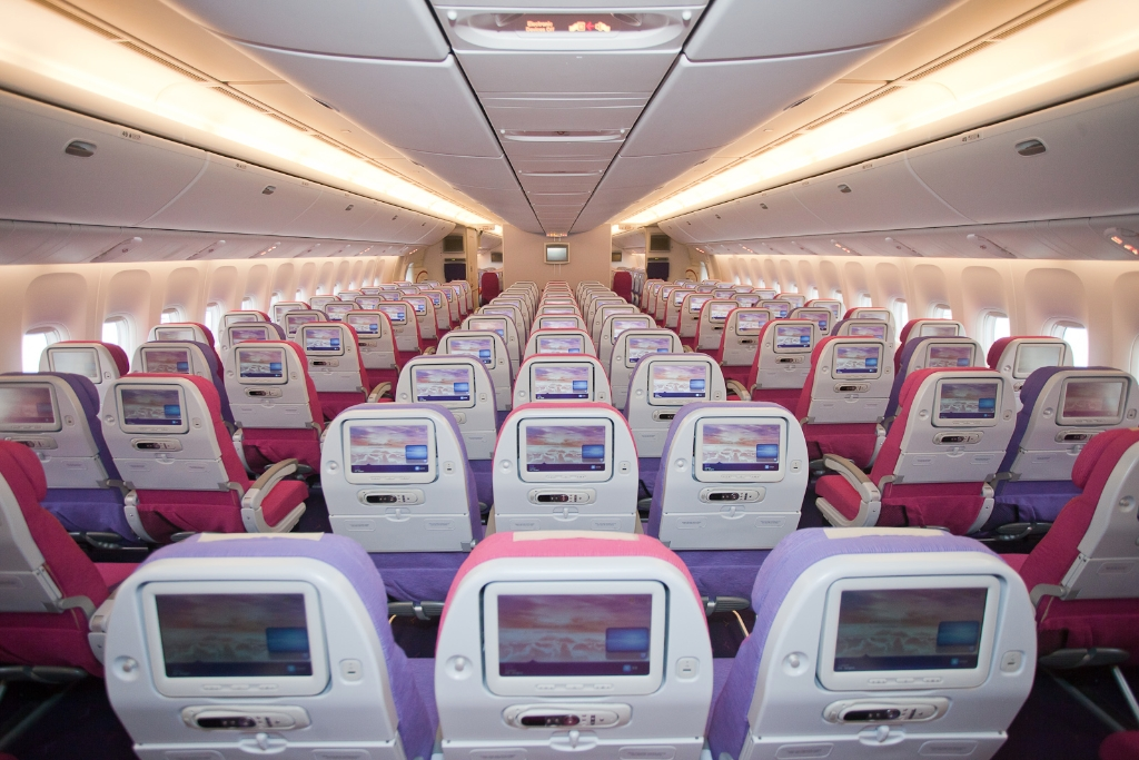 10 Best Airline Cuisines With First Class Food - Thai Airways