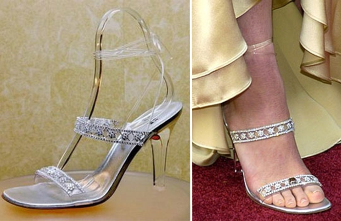 Top 10 Most Expensive Diamond Shoes In The World - Stuart Weitzman - Cinderella Slippers - $2 Million