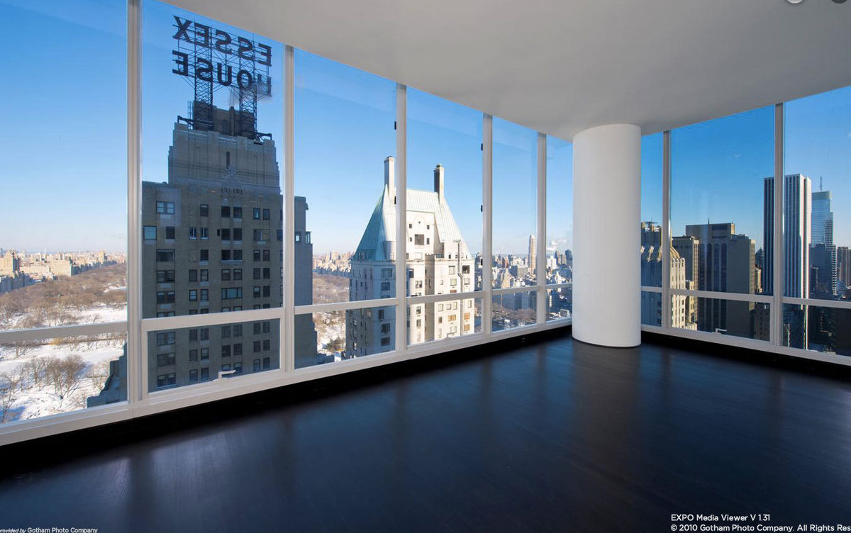 Most expensive penthouses in the world top 10 for Expensive penthouses in nyc