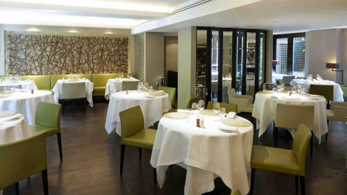 Top 10 Most Expensive Restaurants In London - The Greenhouse