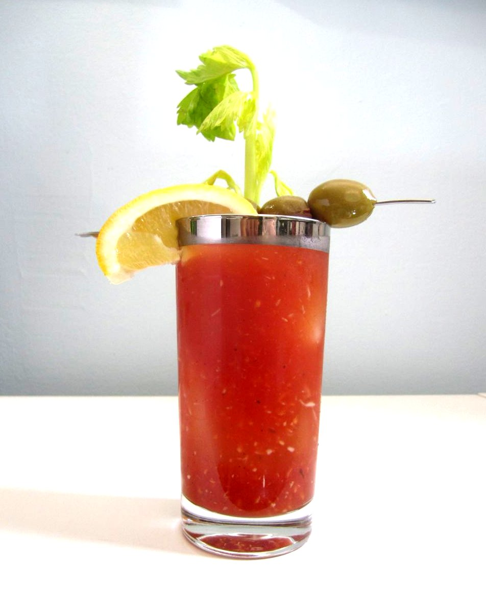 Top 10 Most Popular Cocktails In The World - Bloody Mary