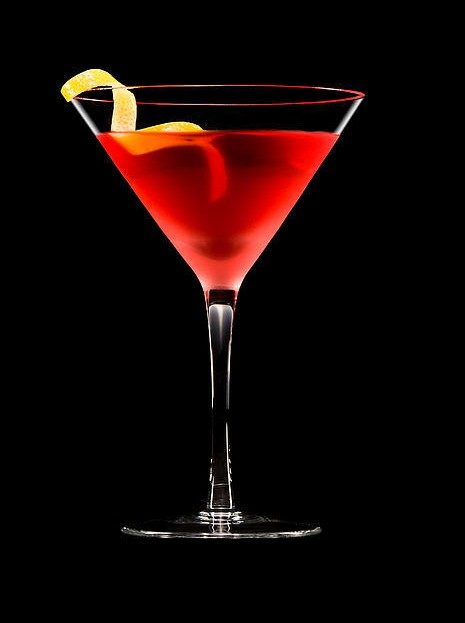 Top 10 Most Popular Cocktails In The World Cosmopolitan