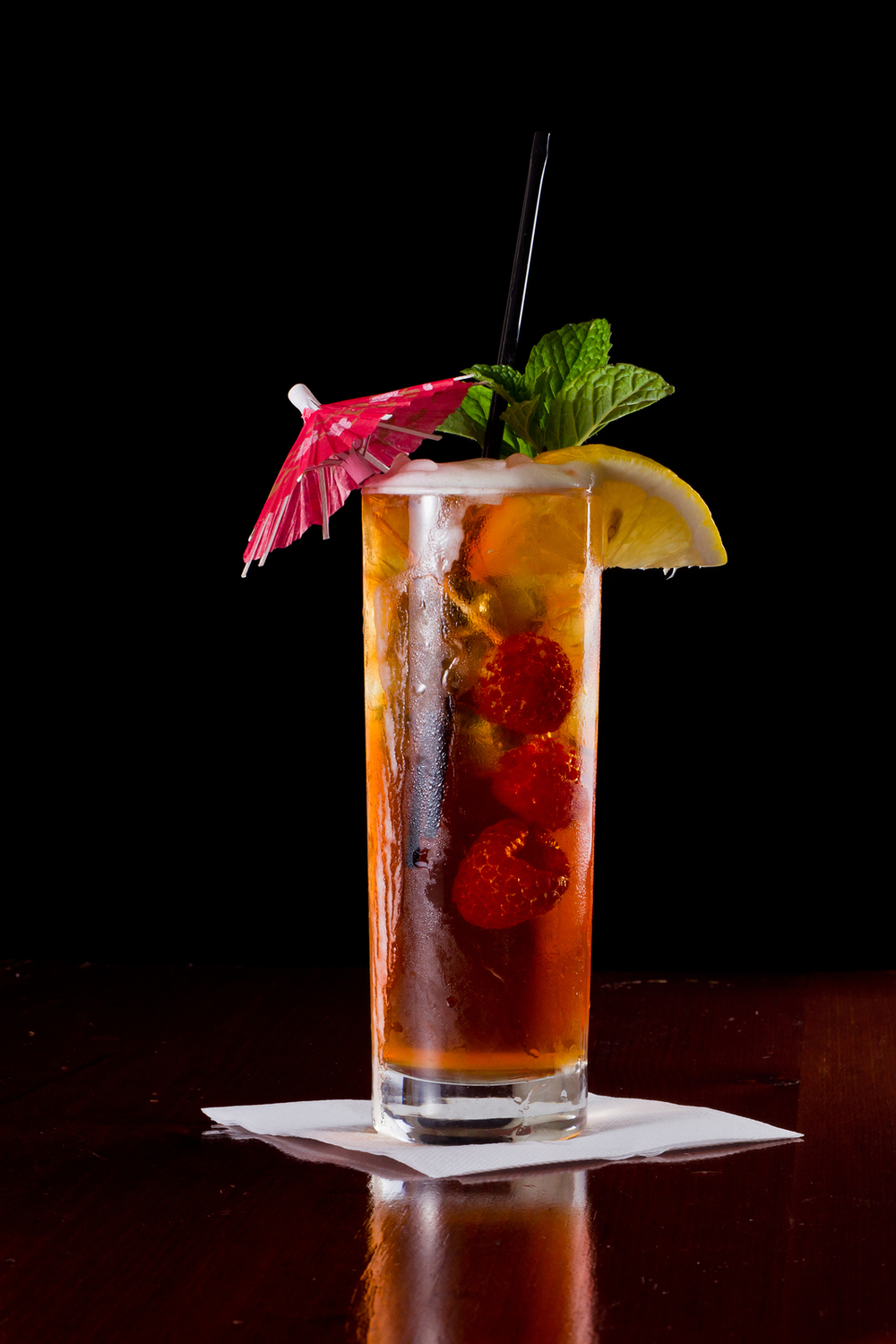 Top 10 Most Popular Cocktails In The World -  Long Island Iced Tea