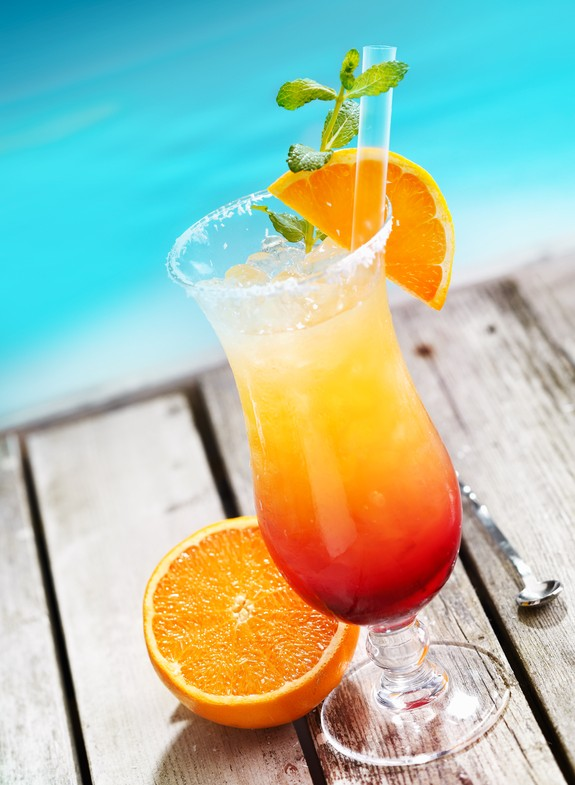 Top 10 Most Popular Cocktails In The World - Sex On The Beach