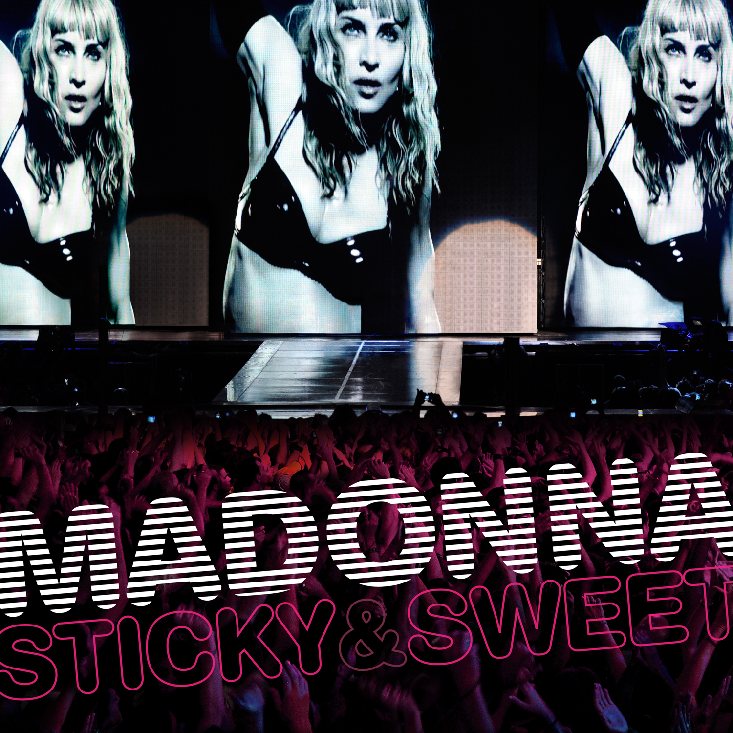 Top 10 Most Successful Tours Ever - Madonna - Sticky Sweet