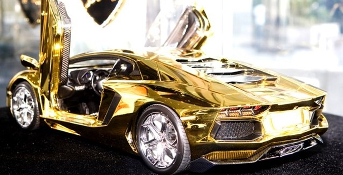 World S Most Expensive Things Made Of Gold Top 10 Alux Com