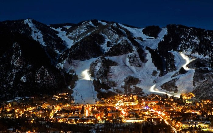 Vacation Playgrounds For The Rich And Famous 10. Aspen