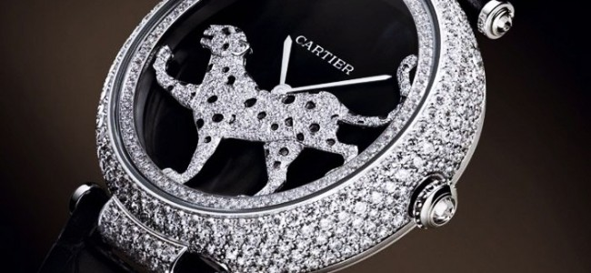 Watches Covered In Diamonds | Top 10