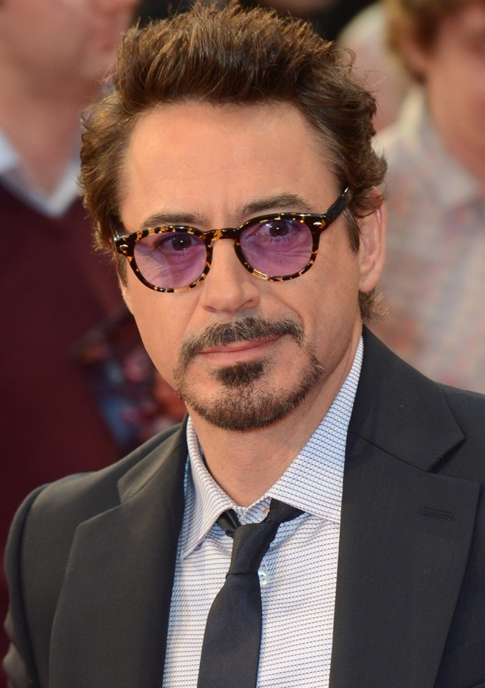 World's 10 Most Powerful Celebrities In 2014 - 10. Robert Downey Jr. - $75 million