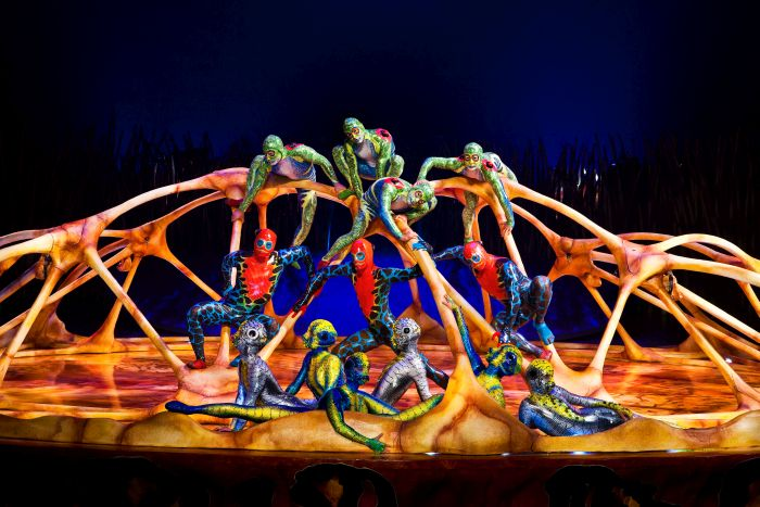 Worldwide Events You Must Attend Before You Die 10. Cirque du Soleil