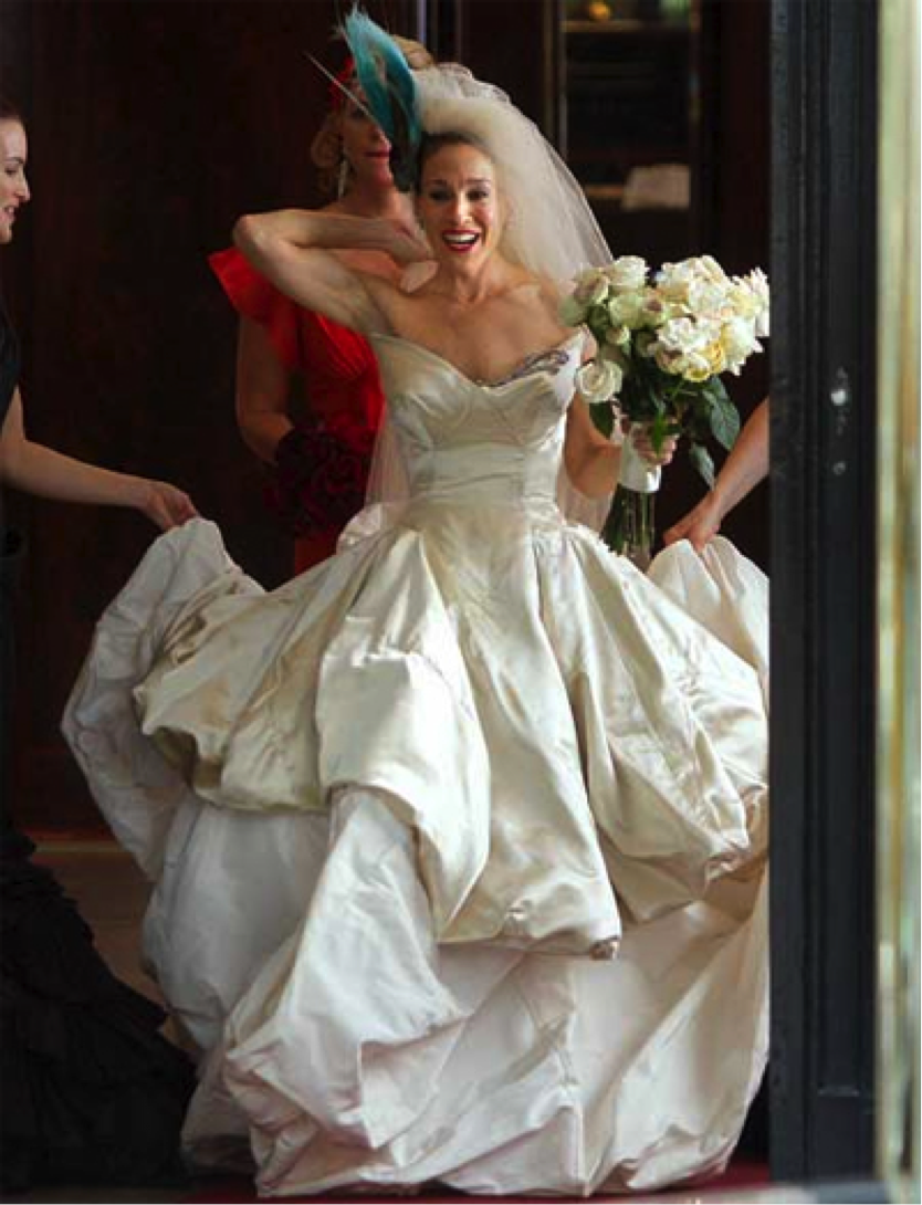 Most Memorable Carrie Bradshaw Outfits