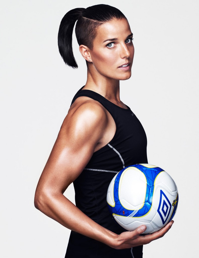 Hottest Female Soccer Players | Top 10