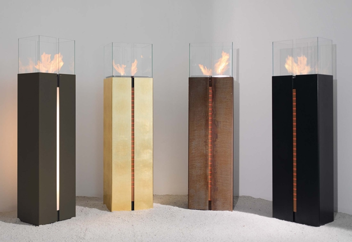 10.The Wodtke Gold Fireplace | Most Expensive Fireplaces