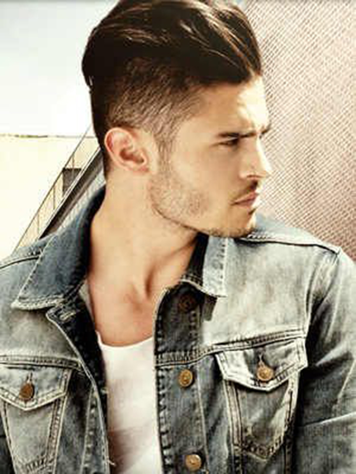 The Undercut Hairstyle   Hairstyle Trends For Men 2014 2015 Shaved Cool New  Top (5 ...