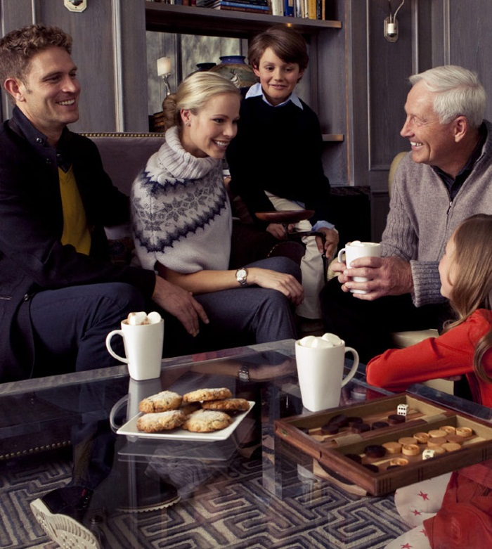 Family Traditions St. Regis Hotels