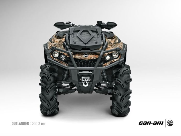 Can Am Outlander 1000 Xmr >> Most Expensive ATVs and UTVs in the World   Top 10 - Alux.com