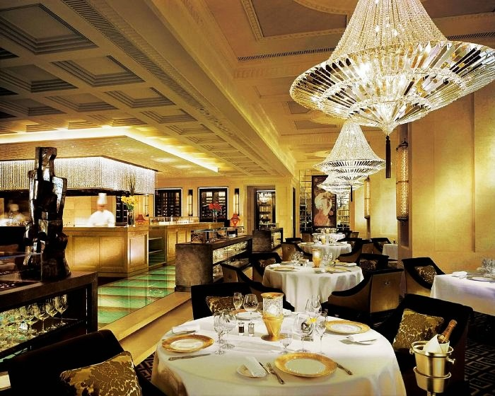 Best Restaurants in Hong Kong  Top 10 10. Caprice, Four Seasons Hotel