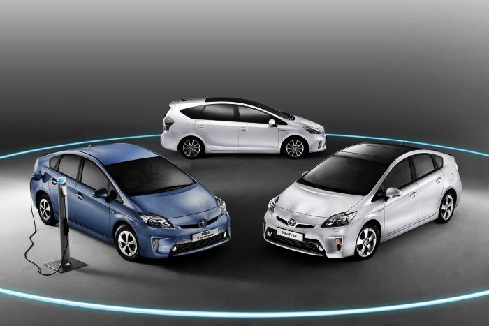 Cars Celebrities Want To Be Seen In  Top 10 10. Toyota Prius