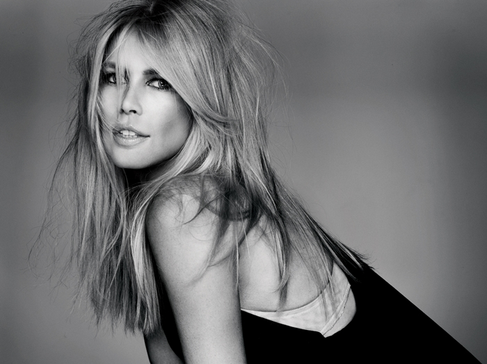 Claudia Schiffer | Supermodels Then And Now