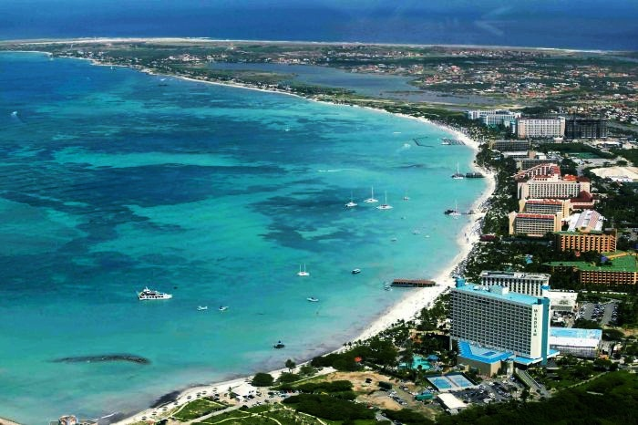 Exotic Party Destinations for the Rich  Top 10 10. Aruba, Caribbean