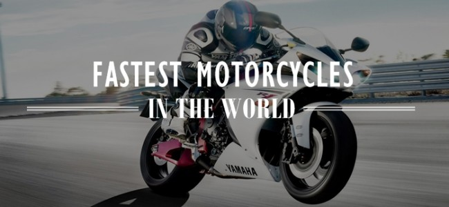 Top 10 Fastest Motorcycles In The World 2017
