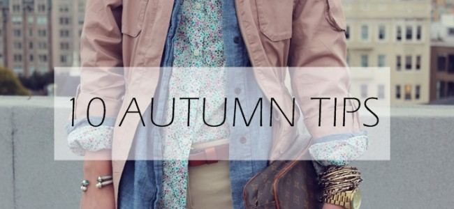 10 Tips On How To Transition Clothes From Summer To Fall